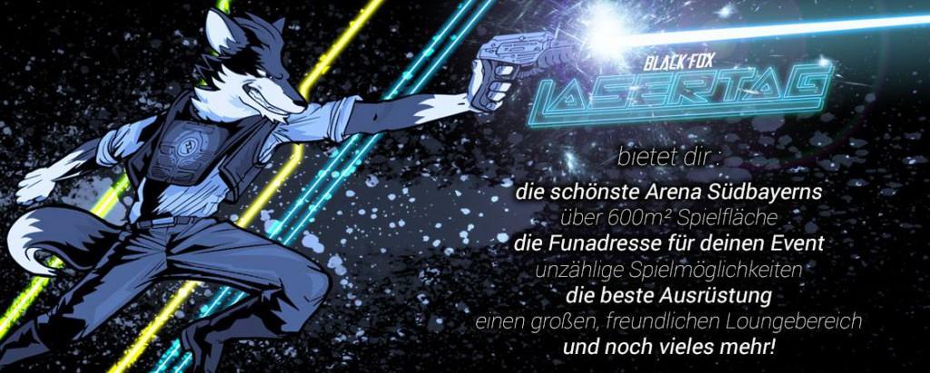 Laser Tag Rosenheim
